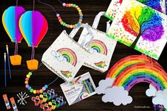 The Kids Craft, DIY Crafts Subscription Box for Kids