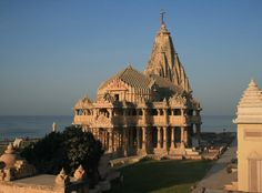 "Did You Know? The Somnath Temple in Gujarat is known as ""the Shrine Eternal"", having been destroyed many times by various kings."