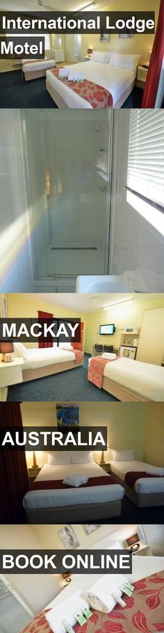 Hotel International Lodge Motel in Mackay, Australia. For more information, photos, reviews and best prices please follow the link. #Australia #Mackay #InternationalLodgeMotel #hotel #travel #vacation Top Vacations, Motel, Australia, Cabinet, Storage, Link, Photos, Travel, Furniture
