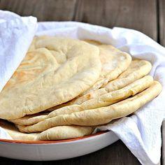 Just posted my favorite recipe for super easy, billowy soft, deeply flavorful Pita Bread! #linkinbio https://pinchandswirl.com/pita-bread/