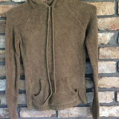 CM SALE  Teddy Bear Pull-Over Sweater OMG Cute. This is like wearing a Teddy Bear... It is thick and soft... Super cozy... Coffee Mocha Chocolate Brown Pull Over Sweater. Has Hood w drawstrings and a thru pocket. Just a Perfect Cozy Sweater... It is pre-loved but is in Great Condition ... Not holes or rips etc etc etc Between Me and You Tops Sweatshirts & Hoodies