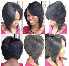 Sew in Bob! On point