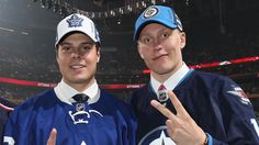 Auston Matthews not fazed by spotlight in Toronto