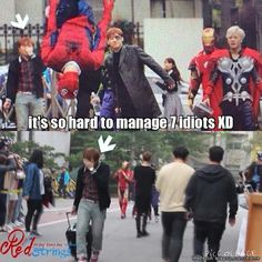 Poor Manager Oppa