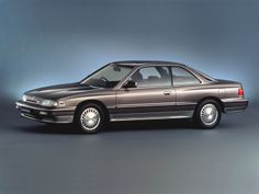 The first Acura Legend coupe Classic Japanese Cars, Classic Cars, Honda Legend, Fiat 124 Spider, Honda Motors, Honda Accord, Old Cars, Cars And Motorcycles, Dream Cars