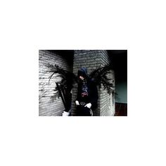 EMO BOYS ❤ liked on Polyvore