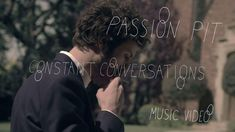 "Passion Pit - ""Constant Conversations"" (Official Music Video) Found myself scrolling trough it not a good song 4 outta 10 Music Mix, Music Love, New Music, Good Music, Passion Pit, Indie Pop, Indie Music, Trending Music, Best Song Ever"