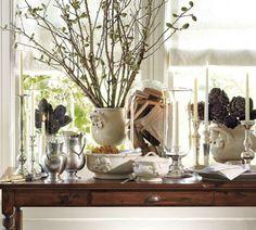 12 Beautiful Table Settings For Hanukkah   DigsDigs