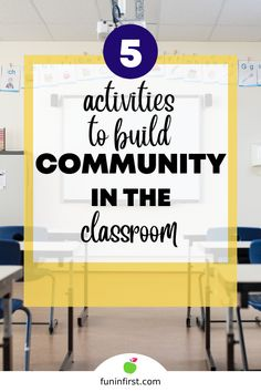 It's back to school season, teachers! You know what that means… Lots of introductions, icebreakers, and getting to know your new students on a personal and academic level. It also means that students will begin to build their classroom community, setting the tone for the rest of the school year! I am a firm believer in fostering a positive and strong community in my class. It's the secret formula to ensuring your year goes smoothly and benefits every student! First Day Activities, Back To School Activities, Classroom Routines, Classroom Activities, Morning Songs, Silly Songs, Icebreakers, Interpersonal Relationship, Critical Thinking Skills