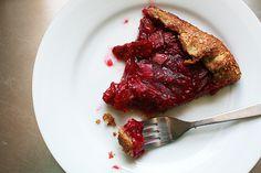 ... more2 on Pinterest   Authentic Greek Recipes, Rhubarb Tart and Lemon