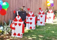This has to be one of my favorite themes for a kids birthday party. There are so many different elements in Alice in Wonderland which allow...
