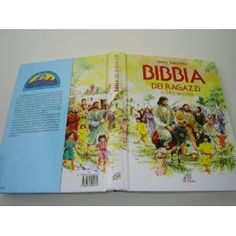 Italian Children's Bible - Lion Children's Bible in 365 Stories / Bibbia Dei Ragazzi in 365 racconti, Grandi storie, Giovani lettori / Marry Batchelor, John Haysom  $74.99
