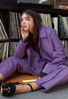 How Rowan Blanchard Is Making A Feminist Statement Through Fashion  #refinery29 #paid