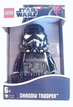 lego star wars stormtrooper alarm clock instructions