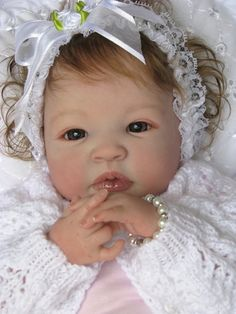 "Reborn Baby Doll Gorgeous ""Tamara"" Shyann by Aleina Peterson   eBay"