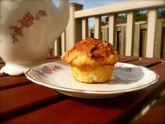 Fruit Salad Muffins (Gluten Free) — Living a Real Life Gluten Free Muffins, Gluten Free Recipes, Gluten Free Living, Fruit Salad, Free Food, Real Life, Breakfast, Breakfast Cafe, Fruit Salads