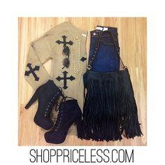 # Cute fall outfit