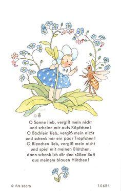 "Fleißbildchen Heiligenbild Gebetbild "" IDA Bohatta "" Holy Card ARS Sacra"" H530"" | eBay"