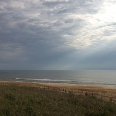 Morning on the Outer Banks. - Photo by redskyrealtygroup