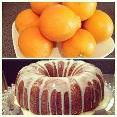 ina garten's orange cake