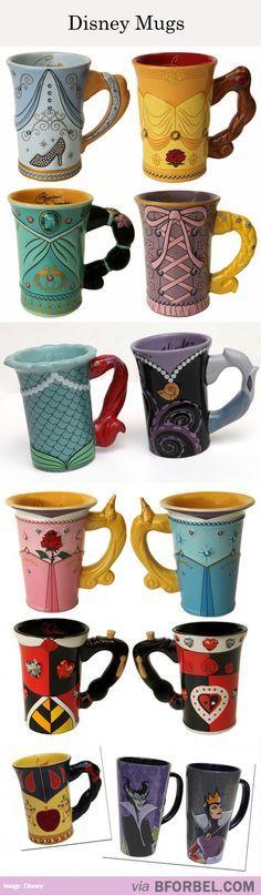 Disney Princess cups kid tv shows