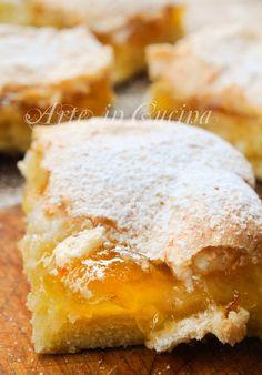 Torta slava crostata morbidissima con marmellata vickyart arte in cucina   ♥