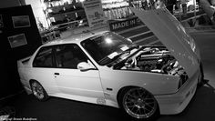 e30 | M3 White BMW! Will post our most recent m30 e30 swap as soon as possible! Xo deadbeat drift