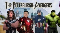 The Pens as the Avengers!!!