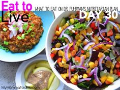 Day 30 of Eat to Live