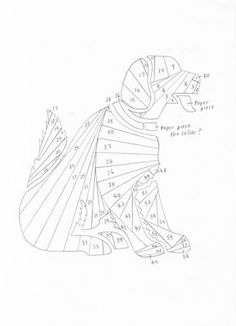 Iris Folding Templates  Inspirations - Aga Piechocińska - Picasa Web Albums