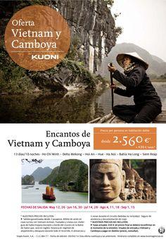 Encantos de Vietnam y Camboya: 13 días/10 noches desde 2.560 € + tasas ultimo minuto - http://zocotours.com/encantos-de-vietnam-y-camboya-13-dias10-noches-desde-2-560-e-tasas-ultimo-minuto-2/