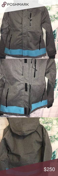 "Puma Men's Performance Jacket Color Gray Size L Puma Men's Rain Jacket   New with Tags Store display model.    Color Gray Size Large  shoulder to shoulder 18""  Sleeve length 24"" Full Length 27""   100% Polyester     100% authentic  Any questions feel free to ask me, customer satisfcation is my priority. Positive feedback rating will be appreciated. Puma Jackets & Coats Raincoats"
