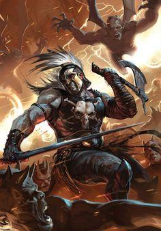 Chaos War Ares- Marvel Comics Database