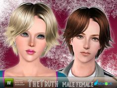 """""""The Truth"""" by Newsea.  Free.  Male or Female for all ages."""