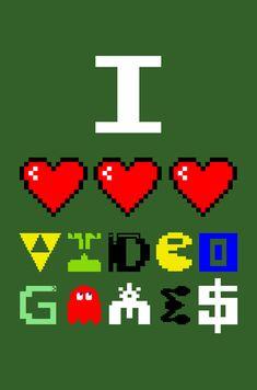 Image result for i love video games