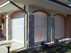 Tenda veranda invernale motorizzata Torino M.F. Tende e tendaggi (6)