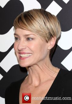 robin wright | Robin Wright, May Company Building