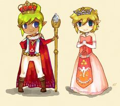 King and Queen by PhantomMarbles on DeviantArt