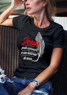 Creative T Shirt Design, Blouses For Women, T Shirts For Women, Printed Shirts, Graphic Tees, Shirt Designs, Outfits, Nova, Shopping