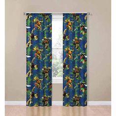 Teenage Mutant Ninja Turtles Room Darkening Panels for your windows Ninja Turtle Room, Teenage Mutant Ninja Turtles, Kids Bedroom, Bedroom Ideas, Boy Room, Creative, Room Darkening, House, Blackout Curtains