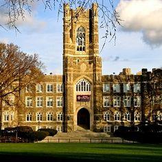 Fordham University a