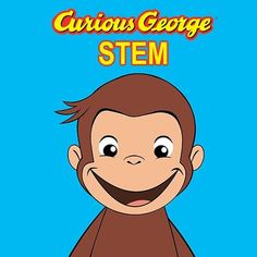 Curious George: Ramp-n-Roll Preschool Learning Activities, Hands On Activities, Kids Learning, Teaching Ideas, Curious George Crafts, Habits Of Mind, Math Stem, Science Experiments Kids, Kid Science
