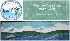 Alaska  Granma's Quilt Shop in Healy