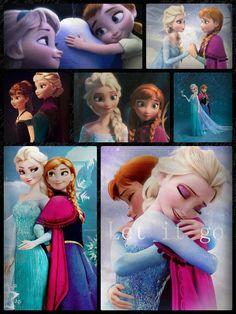A Love Tale of Sisters - Frozen ❄️