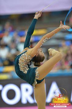 Victoria Mazur (Ukraine), World Cup (Guadalajara) 2016