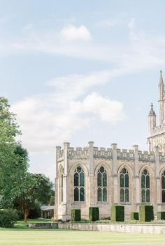 Ashridge House Luxury Wedding and Conference Venue in Hertfordshire. In Photo: Gothic revival chapel priory designed by James Wyatt and completed by Jeffrey Wyatt, former residence of King Henry VIII, country estate and stately home near London - Photo by Cristina Ilao (London Wedding Photographer)