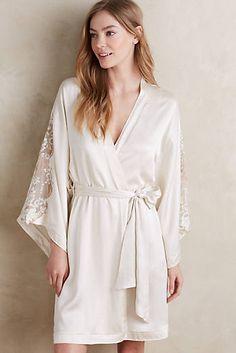 Silk Magnolia Kimono Honeymoon Lingerie 92cbc65ae