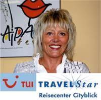 Simone Pawlitz vom TUI TRAVELStar Reisecenter Cityblick Stellt hier den Robinson Club Sarigerme Park vor.