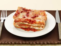 Get this all-star, easy-to-follow Food Network Pumpkin Lasagna recipe from Robert Irvine.