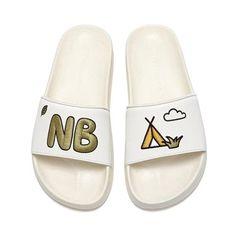 ★New Balance★人気 ユニセックス サンダル New Balance Korea, Pool Slides, Sandals, Shoes, Fashion, Moda, Shoes Sandals, Zapatos, Shoes Outlet